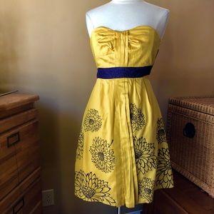 "Anthropologie Floreat ""Ile Royale"" Dress"